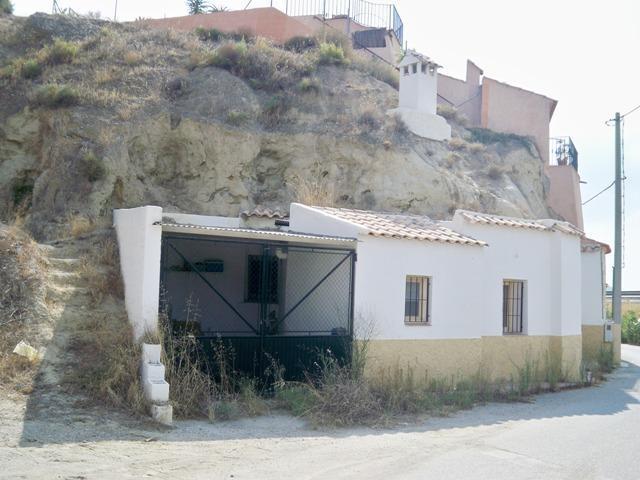 Vivienda aislada en venta en cuevas del almanzora cuevas - Vivienda en almeria ...